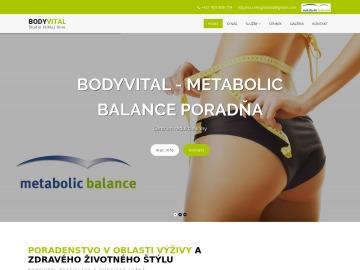 Bodyvital - výživová poradňa