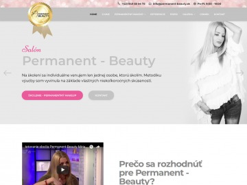 Permanent Beauty Academy s.r.o.