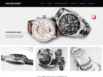Reklamné hodinky - Corcom s.r.o.