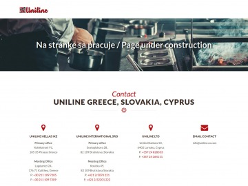 Uniline International s. r. o.
