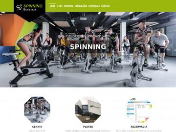 Spinning Bratislava