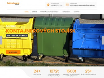 Odstraňovanie odpadu