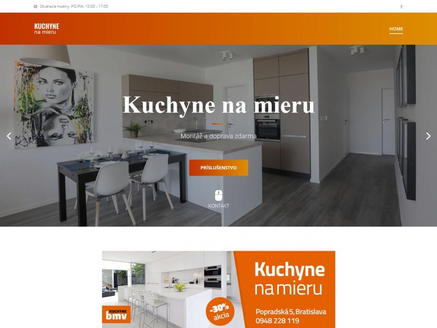 Michal MasaÅ™ - Kuchyne BMV