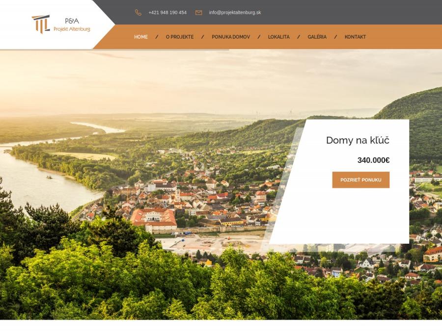 Projekt Altenburg