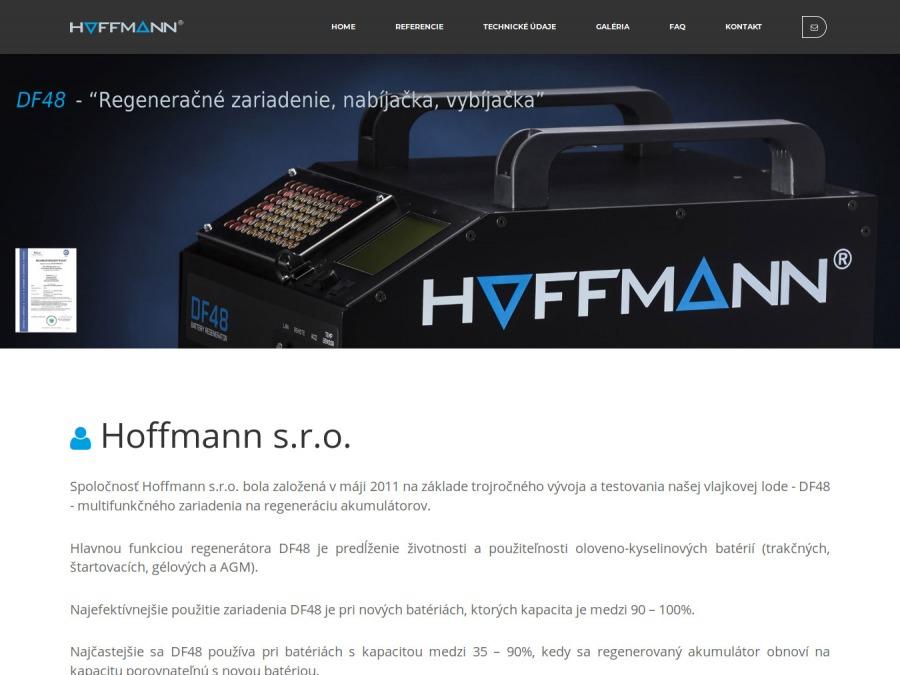 Hoffmann s. r. o.