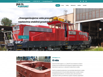 Rail Support, s.r.o.