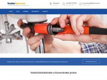 vodarkurenar.sk Vodoinštalatérske a kúrenárske práce bc06a89c584