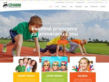 CEVARM cestovná kancelária pre deti