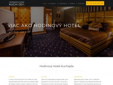 Hodinový hotel - Kuchajda