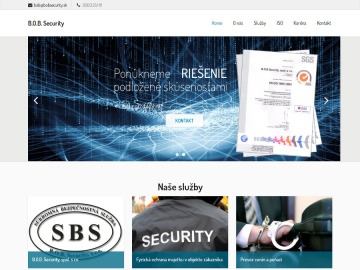 B.O.B. Security, spol. s r.o.
