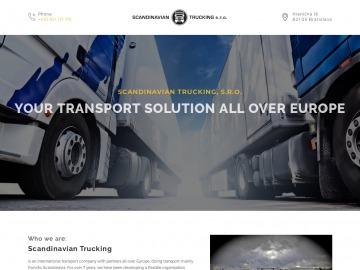 Scandinavian Trucking, s. r. o.