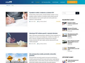 PZP portal..sk