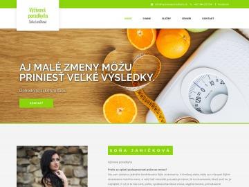 Soňa Janičková - Výživová poradkyňa