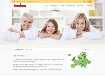 FEMINIA Family s.r.o.