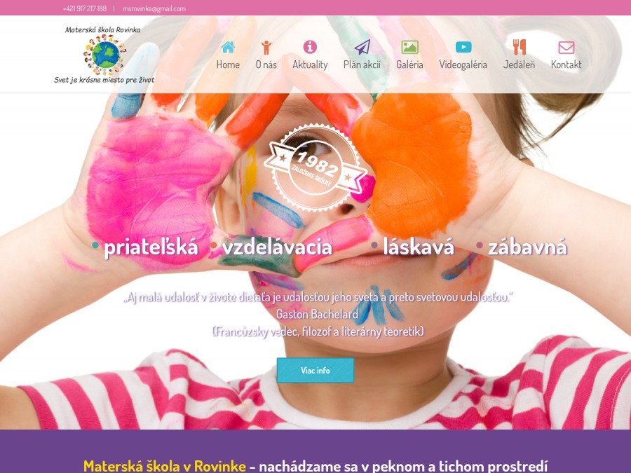 Materská škola Rovinka